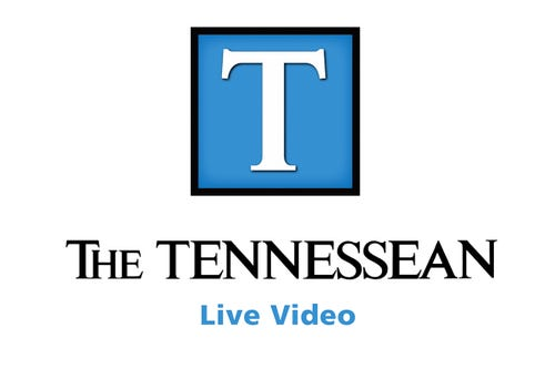 Live video from The Tennessean