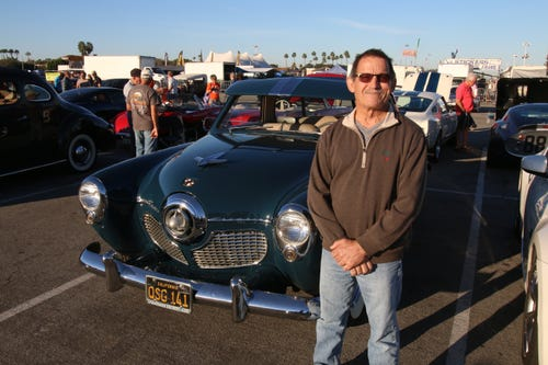 Just Cool Cars: '51 Studebaker is great design