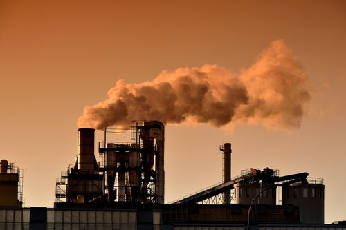 Carbon dioxide levels continue to soar
