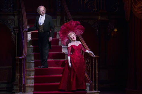 Bette Midler, 'Hello, Dolly!' score Tony nominations
