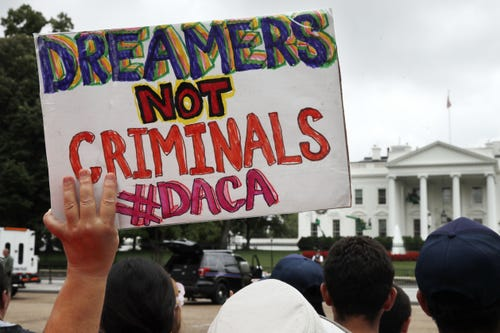 Supreme Court snubs Trump by keeping DACA program in place for now