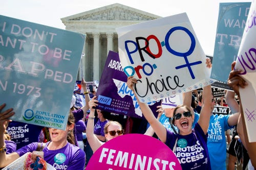 I'm a Catholic obstetrician who had an abortion. This is life, not politics.