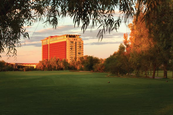 Your summer playcation starts at Talking Stick Resort