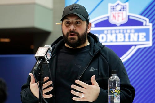 Lions coach Matt Patricia sexual assault allegations: What we know