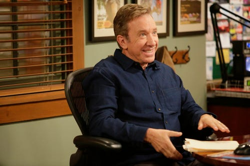 Tim Allen's 'Last Man Standing' revived by Fox