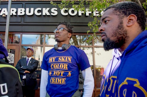 Starbucks tells employees to let anyone use the bathroom