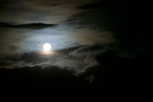 Shifter werewolves all over the world are howling to this moon. (Photo: Ron Chapple, www.jupiterimages.com)