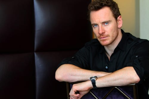 Sarah MacLean sees Michael Fassbender as Bourne in