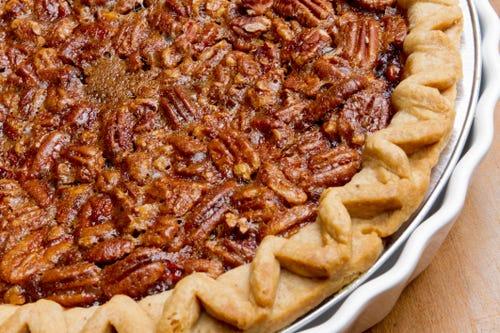 Pecan pie. Yum. (Photo: Getty Images/iStockphoto)