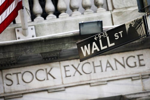 What to watch for the week ahead on Wall Street
