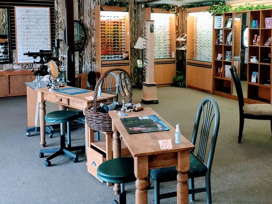 Westlake Optical carries more than 1,000 frames. The store is located at 2309 Sudderth Drive and is open 10 a.m. to 3 p.m. Monday through Friday. Call 575-315-2247 for an appointment. Visit westlakeoptical.com for more information.