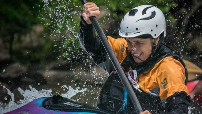 Maria Noakes, a world-renowned kayaker who died March 3 in the Cheoah River, will be memorialized at a celebration of life Saturday at the Nantahala Outdoor Center.