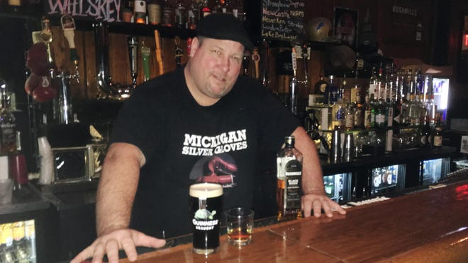 Erik Olson plans to close up shop at his Eastern Market sports bar early Sunday afternoon, ignoring the Super Bowl.