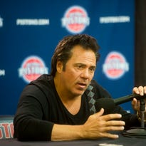 Pistons media day: SVG, Morris field questions