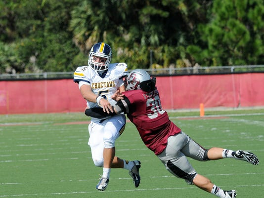College Football: Mississippi College at Florida Tech