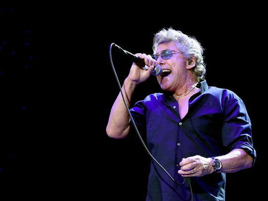 Roger Daltrey performs June 30 at CMAC in Canandaigua