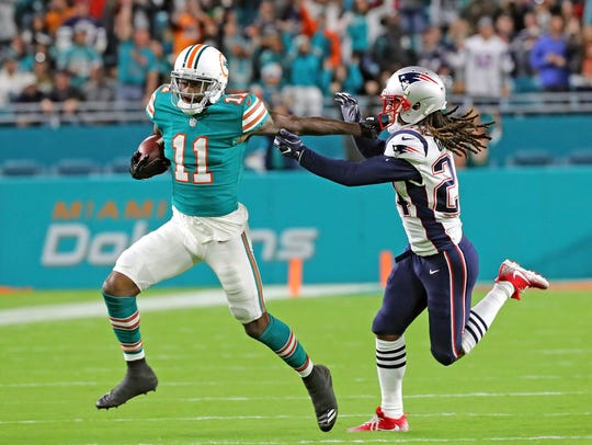 Week 7: at Miami Dolphins -- This game was a lot more