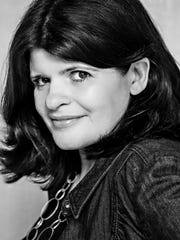 Author Laurie Gwen Shapiro.