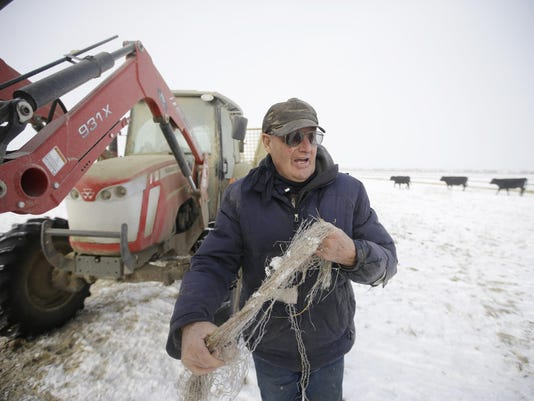 Ranching Standoff Land Politics