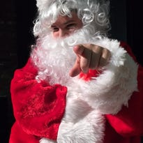 This generic photo of St. Nick is not one of the Kingsley Spooks, an anonymous and mysterious group of secret Santas that began 132 years ago in northwest Iowa.