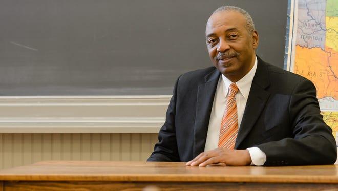 Roy Jones, director of Call Me MISTER.