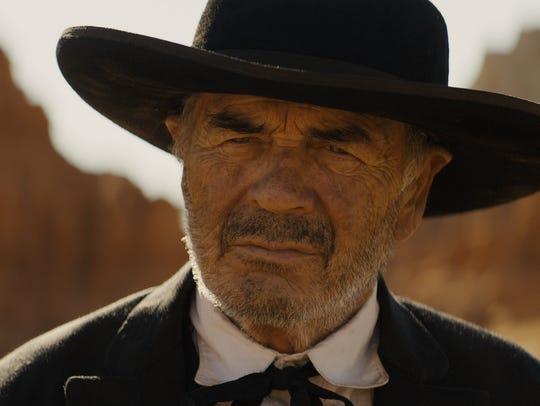 "Robert Forster stars in ""Damsel."""