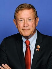 Rep. Paul Cook, R-Yucca Valley, represents California's 8th Congressional District in Congress.
