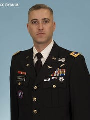 Chief Warrant Officer 3 Ryan Connolly