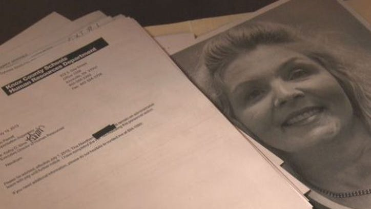 Knox County Schools secretary Tina Needham has filed an EEOC complaint against the school system.