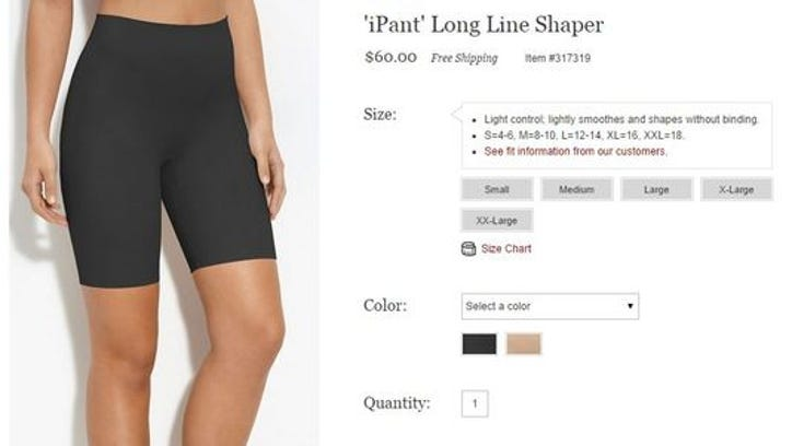 """The Federal Trade Commission announced Monday that two companies - Norm Thompson Outfitters of Oregon and Wacoal America Inc. of New Jersey - have agreed to refund $1.5 million to consumers who purchased """"shapewear"""" that supposedly can reduce cellulite and fat because it is infused with caffeine, vitamin E and other things."""