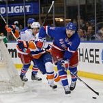 Rangers captain McDonagh unlikely to start against Penguins
