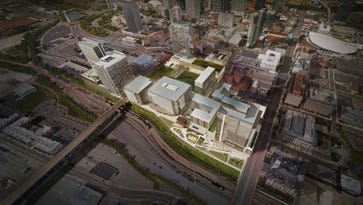Large music venue, movie theater part of planned $1B Nashville Yards project