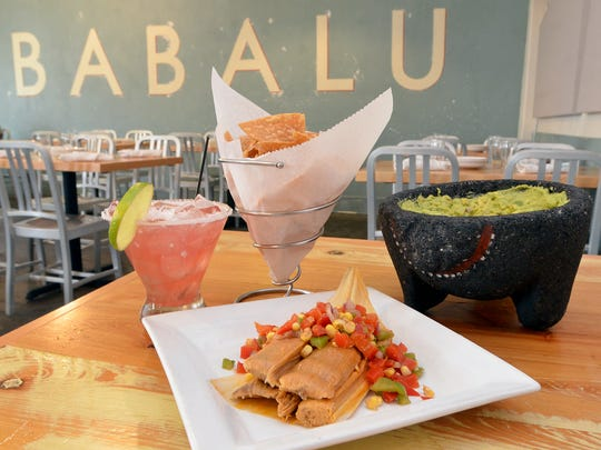The Babarita is tops among Babalu guests and Clarion-Ledger readers.