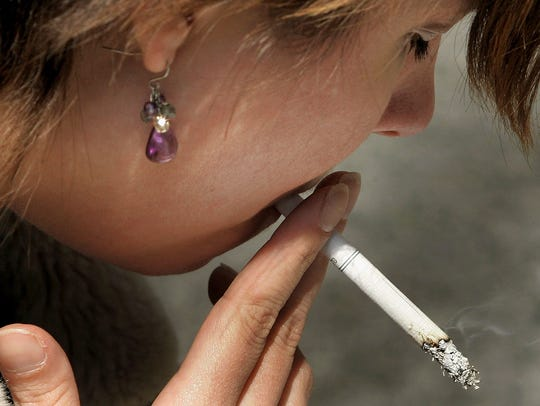 New York plans to raise the smoking age to 21.