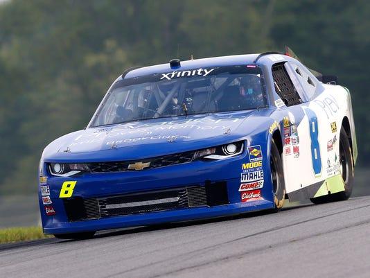 NASCAR XFINITY Series Mid-Ohio Challenge - Practice