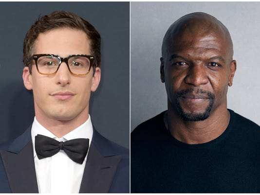 AP PEOPLE-TERRY CREWS A ENT