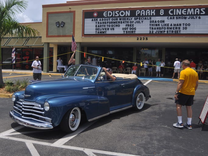 The BIG Car Show rolls through Fort Myers