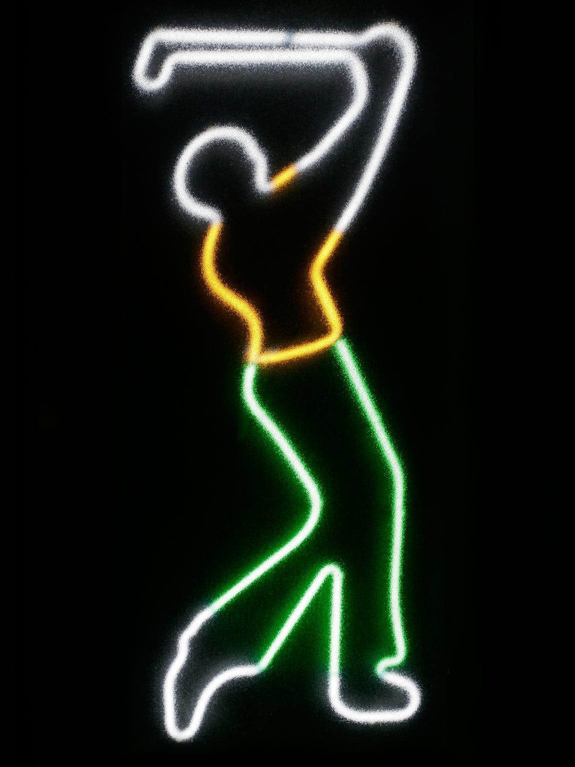Play glow golf to benefit Discovery Center at Murfree Springs.