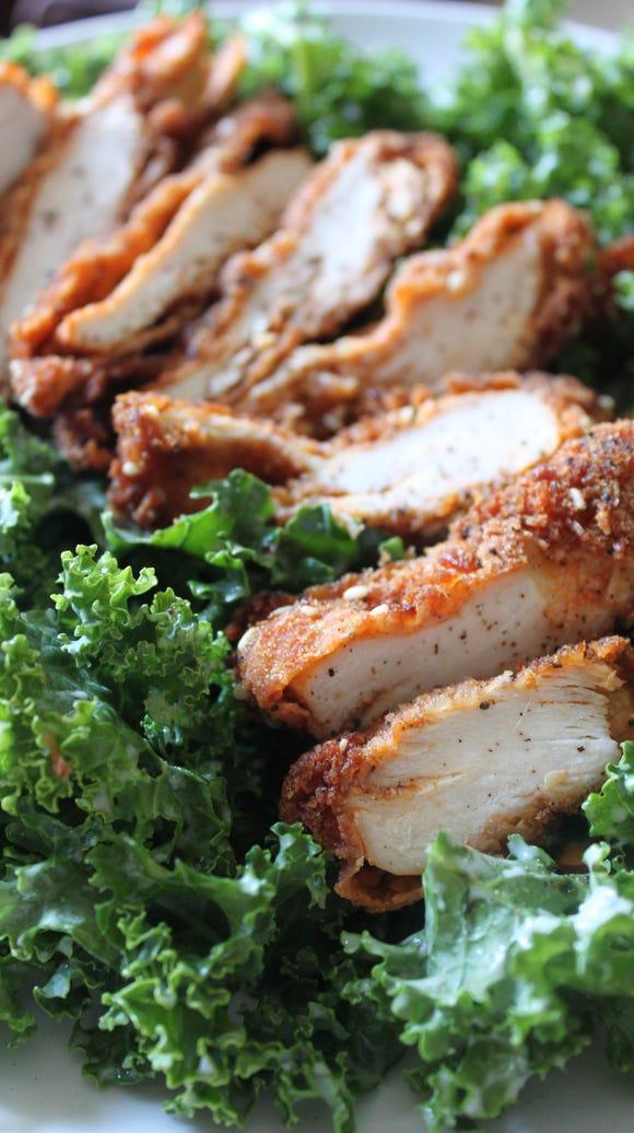 """Chrissy Teigen's """"Everything"""" Chicken Sandwich Melts"""