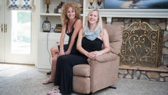Comfort chair helps breast cancer patients
