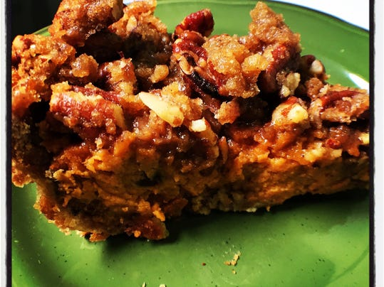 Ask the test kitchen pumpkin pecan streusel pie for Cuisine 670 lothrop detroit