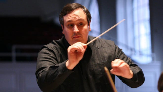 Michael Avagliano is the director of the Central Jersey Symphony Orchestra.