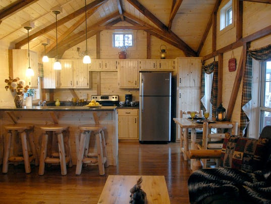 Tiny Homes Houseboats Of The Progressive Louisville Boat Rv Sportshow Home Of The Week