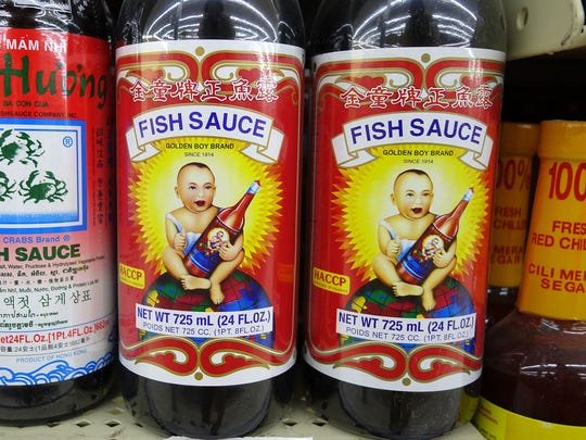 Golden Boy Fish Sauce Thailand $2.19