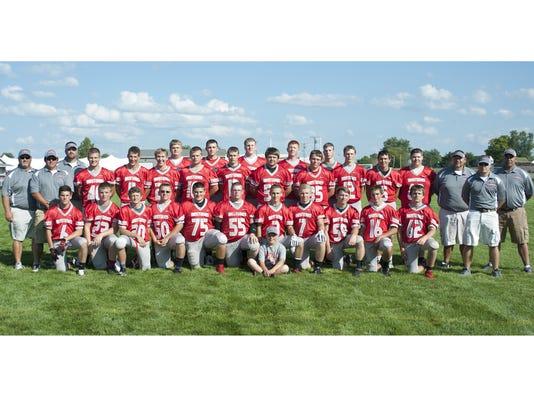 Westfall High School football team