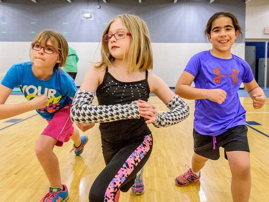 Young people interested in fun and fitness have a chance