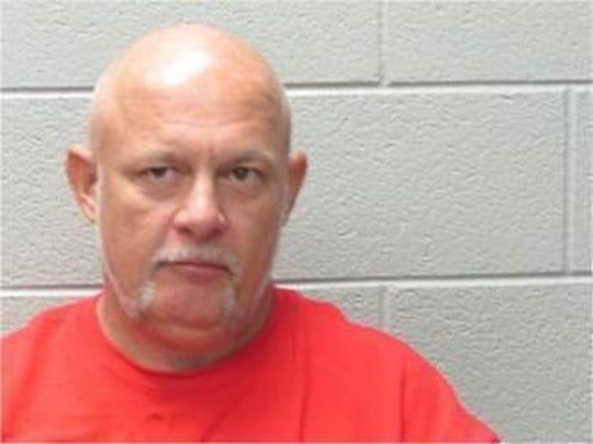 James Robert Pierce, 45, of Mills River.