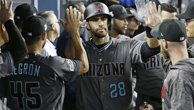 Could the Mets be in for free agent J.D. Martinez?
