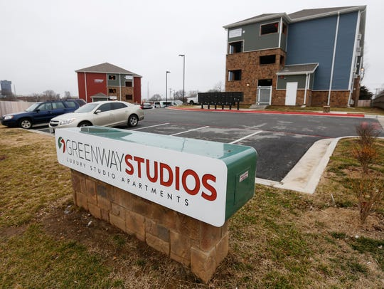 The developer of the Greenway Studios Apartments, on