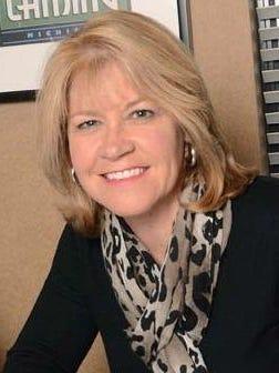 Kristin Beltzer, executive vice president, Lansing Regional Chamber of Commerce